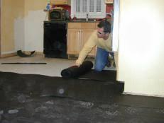 paint concrete floorsHow to Paint a Concrete Floor  howtos  DIY