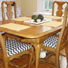 kitchen decoration thumbnail size dining room chair seat cushions with ties back fy contemporary skirt tie