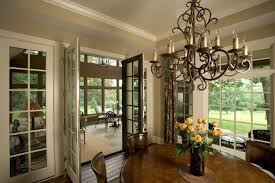contemporary french country chandelier