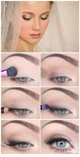 bride ger dani bridal makeup off the page nebraska wedding trends