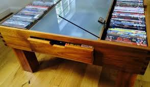pretty table with dvd storage regarding inspire your house comfy residence
