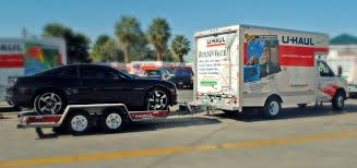 Towing My Vehicle: Tow Dolly or Auto Transport | U-Haul and Self ...