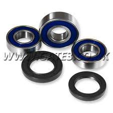 gas gas trials and motocross bike parts gas gas ec200 ec 200 2003 2011 all balls rear wheel bearings seal kit