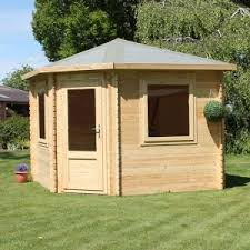 home office cabin. Adley 3m X Somerset Corner Log Cabin Home Office C