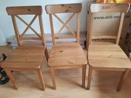 4 Holz Stühle Esszimmer Stühle Küchenstühle