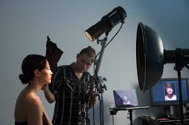 Gobo Photography Lighting Create A Dramatic Portrait Using A Grid And Gobo In The Studio