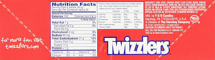 amazon twizzlers pull n l licorice candy cherry 4 2 ounce pack of 15 gummy candy grocery gourmet food