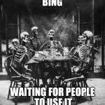 Skeletons Meme Generator - Imgflip via Relatably.com