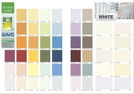 Dulux Colour Chart 2012 Home Painting 101 The Lion City New Nippon Paint Colour
