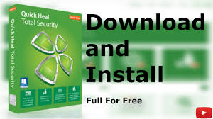 Download And Install Quick Heal Total Security Free 2018 Youtube