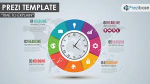 Time To Explain – Prezi Presentation Template | | Creatoz Collection