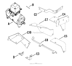 Kohler k241 46700 service engine 10 hp 7 5 kw specs 4600 46858 parts diagrams