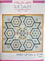 Wish Upon a Star- Sue Daley Designs- English Paper Piecing Kit &  Adamdwight.com