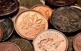 In Canada Find A Penny Recycle It Pbs Newshour