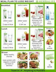 Herbalife Meal Plan Herbalife Meal Plan Barca Fontanacountryinn Com