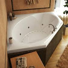 corner bath with jets corner whirlpool and air tub oval bathing well corner bath