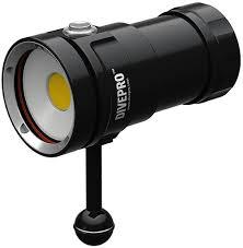 Divepro Lights Divepro G15 Pro Plus Video Light Divernet