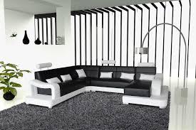 Sale Sofa Schwarz Weiß Wohnlandschaft Ariola 243 X 392 X