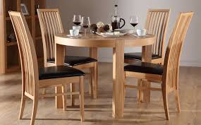 terrific round oak dining table and 4 chairs 92 on chairs for popular of oak