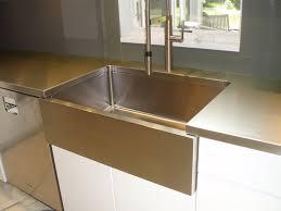 undermount stainless steel farm sink
