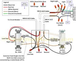 ceiling fan wall switch wiring diagram with how to wire a within single pole light switch wiring at Wall Switch Wiring Diagram