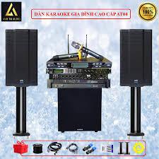 Dàn karaoke gia đình AT04 - ANH TAI AUDIO