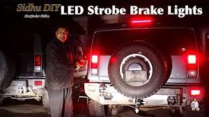 2003 Chevy Trailblazer Brake Light Bulb Replacement Pin On Diy Auto