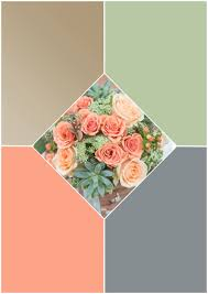 Master Bedroom And Bathroom Color Schemes Champagne Sage Green Peach Pewter Gray Wedding Pinterest