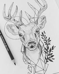 Todays Deer Animals в 2019 г тату олень олень рисунок и эскиз тату