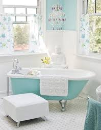vintage bathrooms designs. Vintage Bathroom With Turquoise Clawfoot And Paint Bathrooms Designs G