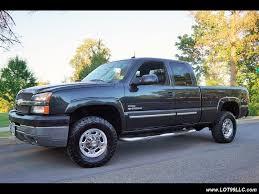 2003 Chevrolet Silverado 2500 LT 4X4 1 Owner Duramax Diesel for ...