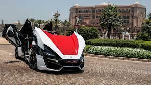 """ตำรวจ UAE เลือกไฮเปอร์คาร์จาก Fast & Furious 7 มาแปลงโฉมเป็น """"รถตรวจการณ์""""    MagCarZine.com   ข่าวสารยานยนต์ ให้คุณรู้จริงก่อนใคร"""