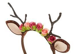 how to make deer antlers headband that looks realistic