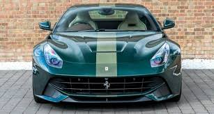 Being a ferrari you know things are going to be impressive in the performance department. 2015 Ferrari F12 Tailor Made Example 335 000 List Price Classic Driver Market Ferrari F12berlinetta Ferrari F12 Ferrari