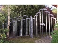 decorative railings. bespoke decorative metal railings   hammer and tongs esi external works
