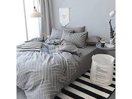geometric comforter cover queen duvet
