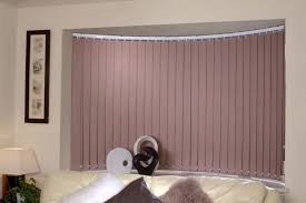 Vertical Blinds For Bay Windows  Home Xmas  Home XmasBay Window Vertical Blinds
