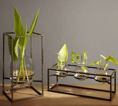 Modern Glass Vases Vases Outstanding Horizontal Glass Vase Horizontal Glass Vase