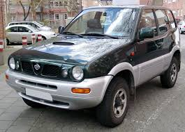 Nissan Terrano II - Wikipedia