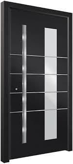 modern front door. RK Excellence Modern Door With Sidelights Front T