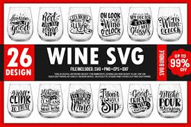 This home sweet home svg design is a set of digital files only, which you will be able to download immediately upon clearance of your payment. Wine Quotes Bundle Graphic By Printablesvg Creative Fabrica