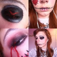 makeup ideas voodoo doll makeup voodoo doll by ksenialynnart on deviantart