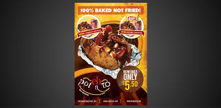 Flyer Design Food Fast Food Flyer Design Toronto Flyerdesign Ca