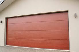 flat panel garage doorNuStyle Door Company  Garage Door Specialists Commercial