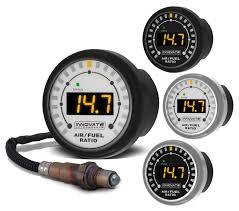 com innovate motorsports mtx l wideband air fuel com innovate motorsports 3844 mtx l wideband air fuel ratio gauge kit bosch lsu 4 9 includes lsu 4 9 sensor automotive