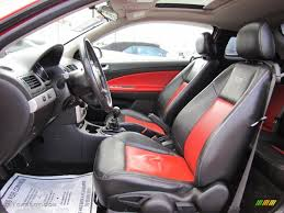 Ebony/Red Interior 2006 Chevrolet Cobalt SS Supercharged Coupe ...