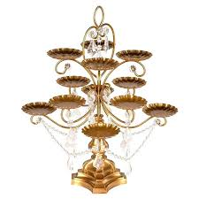 chandelier cupcake holder house of crystal dd piece stand diy