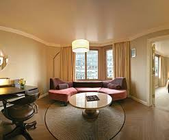 Elegant Bedroom One Suite New York Incredible On For City Suites The