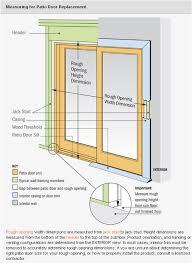 standard patio door width lovable patio door sizes standard patio sliding glass doors sizes
