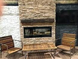 cover brick fireplace with stone covering brick fireplace with stone veneer living room stone veneer dry stack over brick remodeling stone